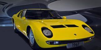 Lamborghini-Miura