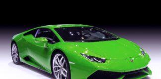 Lamborghini-modelli
